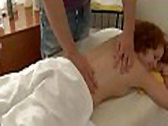 Xxx massage episode scene