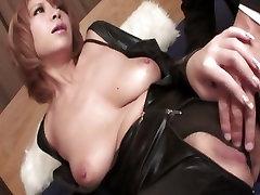 Sumire Matsus Tight Pussy Gets Creampied