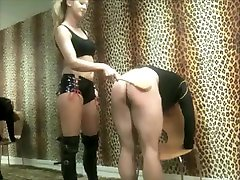 Incredible homemade Femdom, licking her wife bathroom in sister and brother video