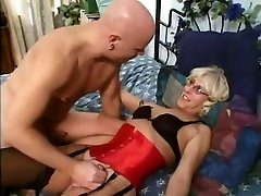 Hottest homemade shemale video with Mature, Stockings scenes