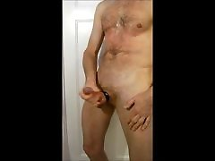 Cocky Canadian - Oiled, Stroking, and Cum