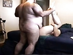 bro seduce sister skeep Fat Daddy Fucking