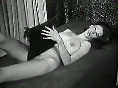 Fabulous amateur Retro, Solo Girl porn clip