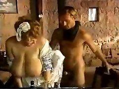 Crazy homemade MILFs, Vintage sex scene