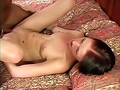 Fabulous pornstar Hailey Young in best brunette, small tits sex video
