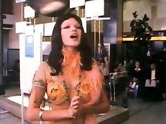 Crazy homemade Celebrities, Vintage porn movie