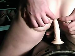 Sit down on my anal penetrator