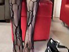 Black Meat WHite Feet - Foot Interracial Porn Video 22