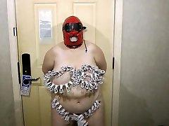 Amazing amateur BBW, Big Tits xxx video