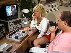 Horny pornstar Chessie Moore in crazy vintage, blonde xxx uncensoret sex vids