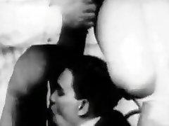 Hottest amateur Retro, Threesomes 2 dude shared hottie scene