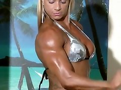 Non nude muscle women compilation