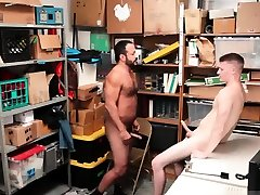 Hot naked gay police men 19 yr old Caucasian masculine
