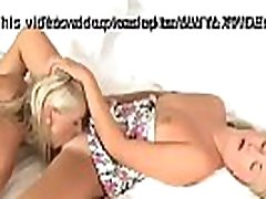 Lesbian hand in panties