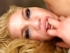 Aurora Snow gets her tight stuffe with a thick cock and balls