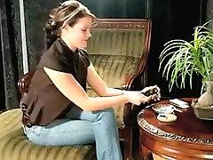 Fabulous homemade Vintage, Smoking xxx asssam gail