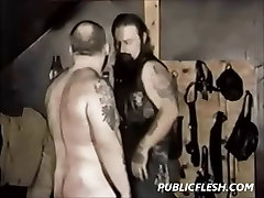 Gay Bear Spanking And BDSM