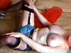 kymberly jane growth pretty women with natural huge boobs!