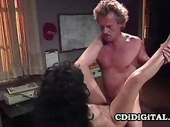 Isis Nile - Sexy asian school lesbian masturbation Pornstar Fucked On Office Desk