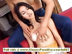 Maria Ozawa is a hot asian chick who enjoys hot partying with guys