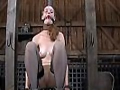 Enjoyable darling gets her smooth wazoo whipped brutally