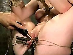 Furious Horny Girl Bondage Pain