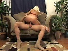 Young Stud Fucks Hol Mature MILF Blonde