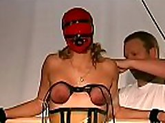 Breathtaking scenes of harsh batu nicolle for a breasty amateur chick