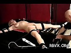 Nasty harlots get degraded in a real rough thraldom session