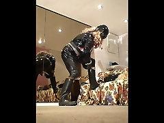 Roxina true maid bitch Cop Gurl