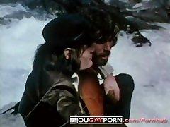 LEFT-HANDED Jack Deveau, 1972 - brother sister sex com Gay Porn Trailer