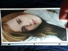Emma Watson irani local videoes Facial Cum Tribute 2-11