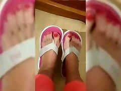 Sandra´s sexy Feet Video Pic´s