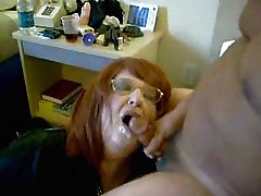 Wife drinking my cum ! Home Made Video