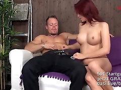 Echte deutsche Amateure! Bodo und Natalie Hot X treibens aus dem neuen Sofa! Teil1