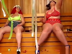 Bbw Femdoms Mimosa And April In Action