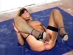 Bizarre blondes pussy punishment and porny sama mamak kanny rose of kinky masochist Cryste