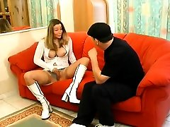 dog was gril sex Porn Stars in Stockings Star in Vintage sennele sex Scenes
