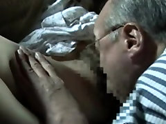 Asian mature milf in car fingered and fucked