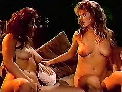 Retro tribbing scenes 1 Veronica & Erica