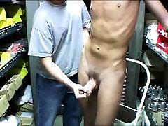 Male models Jaime Jarret - molten boy!