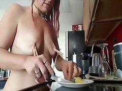 Watch Me Fuck My Ass With a Spicy Ginger Root Amateur sex tribbing tube Kinky