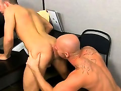 Hot gay Muscle Top Mitch Vaughn Slams Parker Perry