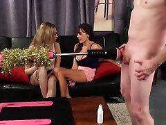 Gorgeous British spycam mom sex teasing submissive