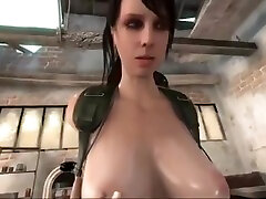 Lesdom bdsm 3d lesbians bdsm sex gameplay scene