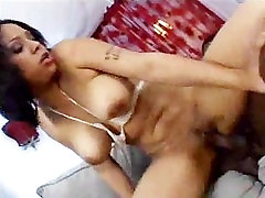 Nasty ebony Bitch Jazmine Cashmere