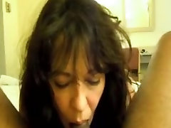Jane knows how to suck and lick