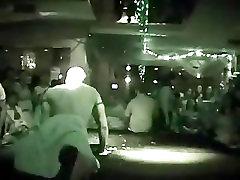 Amateur girls enjoying male stripper