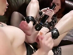 Lesbians enjoying anal in rina lahihara with strapon