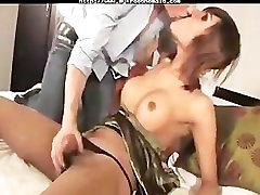 Ladyboy Bareback Riding shemale porn shemales tranny porn trannies ladyboy